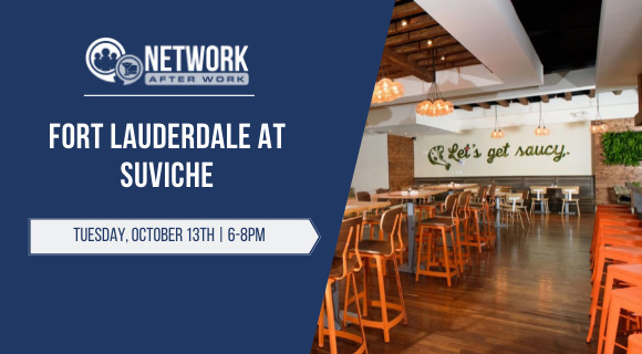 Fort Lauderdale Networking Event