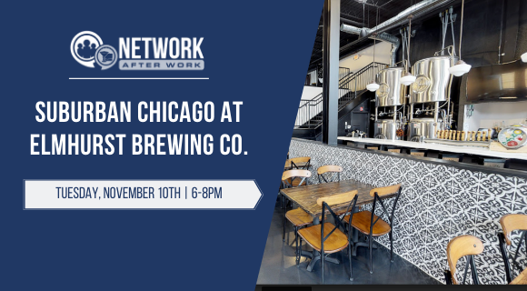 Suburban Chicago Networking Event
