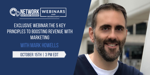 EXCLUSIVE WEBINAR: The 5 Key Principles to Boosting Revenue with Marketing