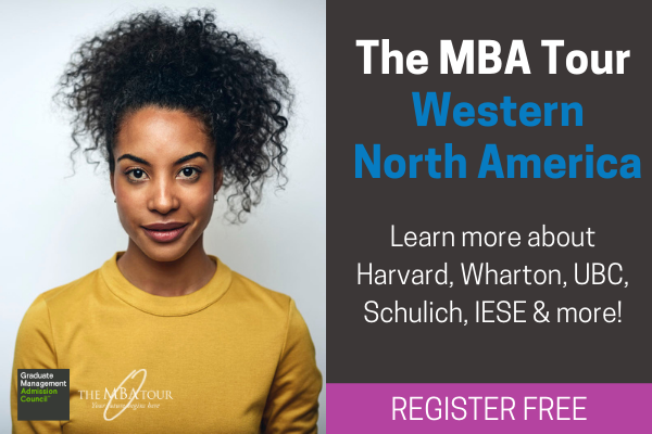 The MBA Tour Western North America