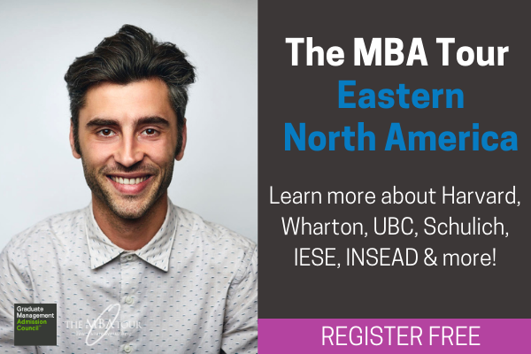 The MBA Tour Eastern North America