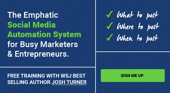 Social Media Automation System for Busy Marketers & Entrepreneurs