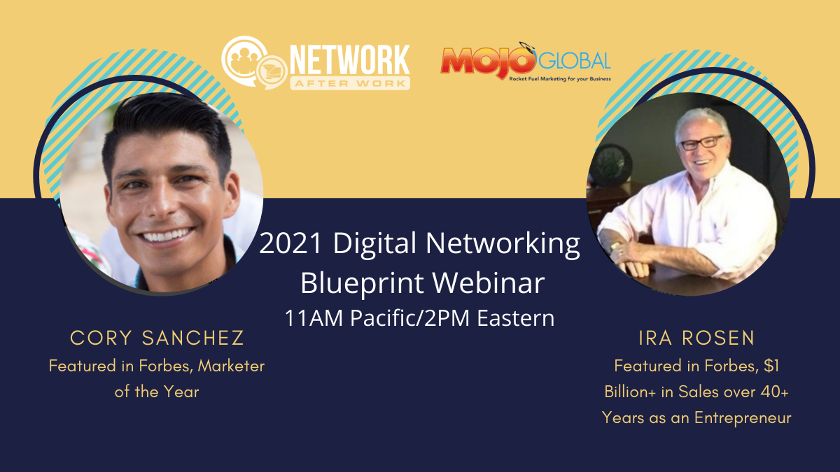 NEW 2021 Digital Networking Blueprint Gets Clients Chasing You!