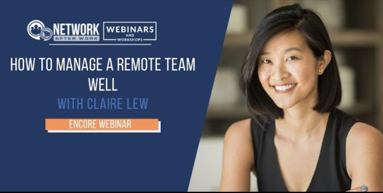 How to Manage a Remote Team Well