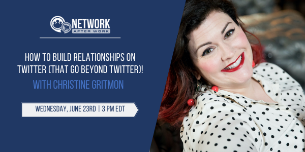 How To Build Relationships On Twitter (That Go Beyond Twitter)!