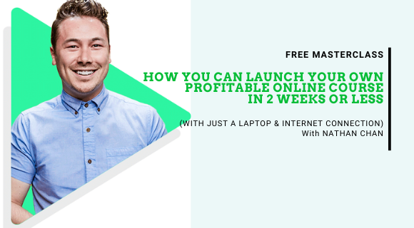 HOW YOU CAN LAUNCH YOUR OWN PROFITABLE ONLINE COURSE IN 2 WEEKS OR LESS