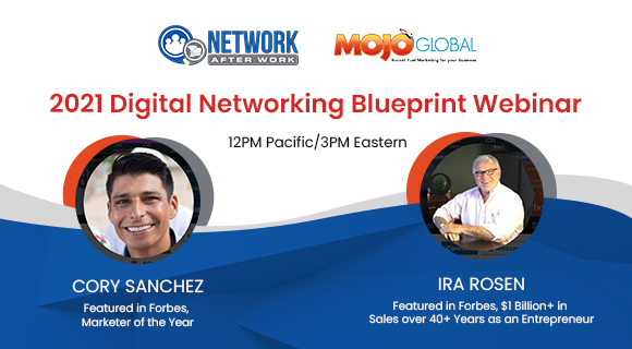 Digital Networking Blueprint Gets Clients Chasing You!